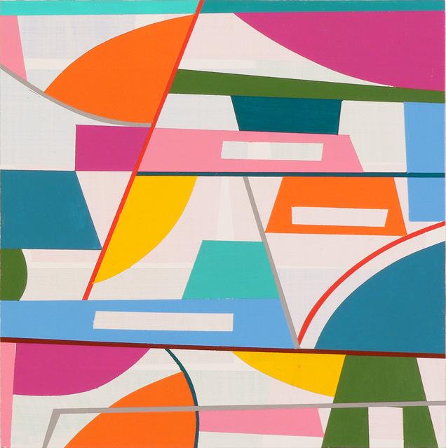 Gary Petersen, 'Square Off #3', 2018, McKenzie Fine Art