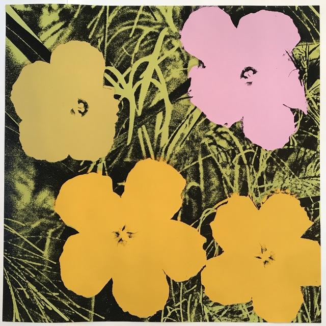 , 'Flowers F&S II.67,' 1970, Fine Art Mia