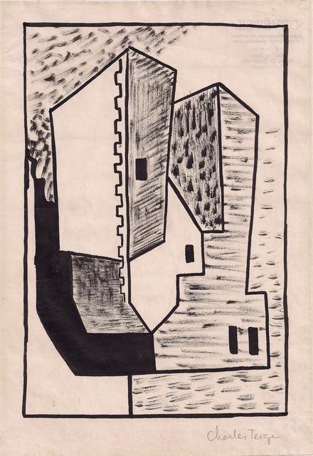 , 'Paysage,' 1923, Galerie Le Minotaure