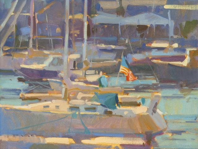 , 'Camden Harbor,' , Dowling Walsh