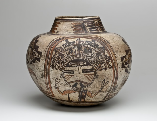 , 'Water jar,' ca. 1900, American Federation of Arts