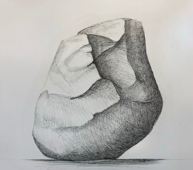 , 'Erratic Drawing 3,' , Momentum Gallery
