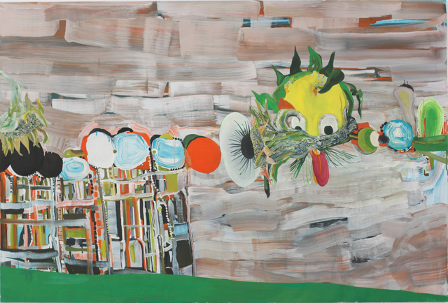 Santi Moix, 'Taupe ', 2017, Matthew Liu Fine Arts