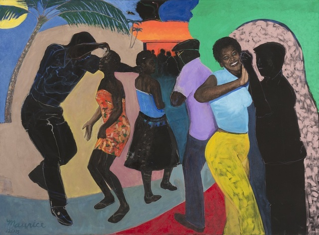 , 'The Dancers,' 2015, Gerald Peters Contemporary