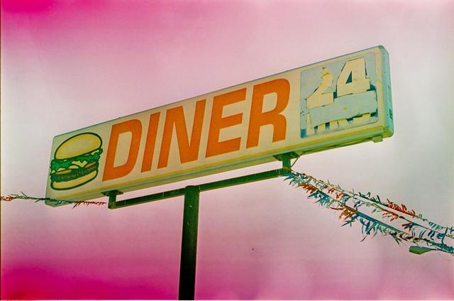, 'Diner,' 2015, Deborah Colton Gallery