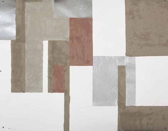 , '42 (Variación de AS, c.1955)  ,' 2017, 80M2 Livia Benavides