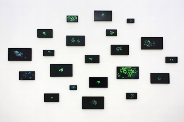 , 'RM #1-21,' 2014, Simon Preston Gallery