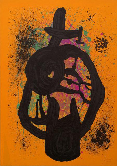 Joan Miró, 'The Taciturn Majorcan', 1969, Tanya Baxter Contemporary