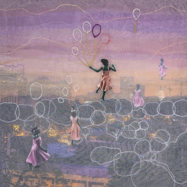 , 'La Farandole,' 2018, Loft Art Gallery