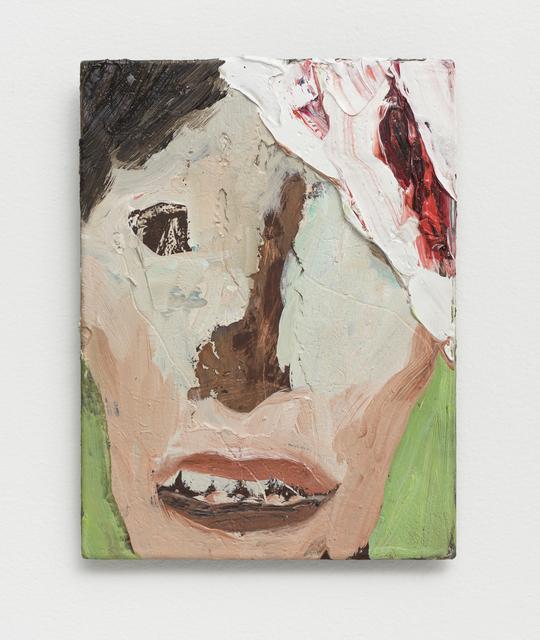 , 'Rosto [Face],' 2016, Casa Triângulo