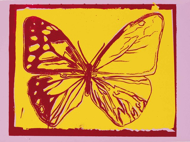 Andy Warhol, 'Butterfly, from Vanishing Animals', 1986, M1 Fine Art