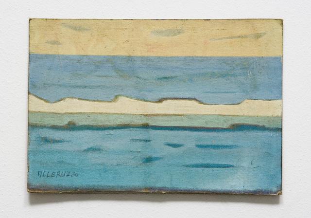 , 'Il Molo,' 1985, SpazioA