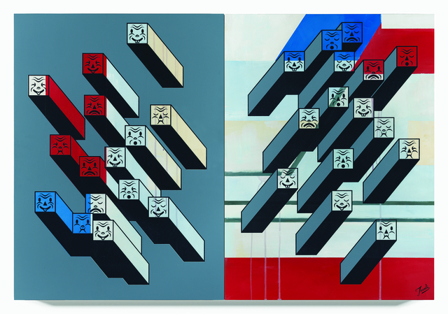, '30 Reasons,' 2015, Galerie Matthew Namour