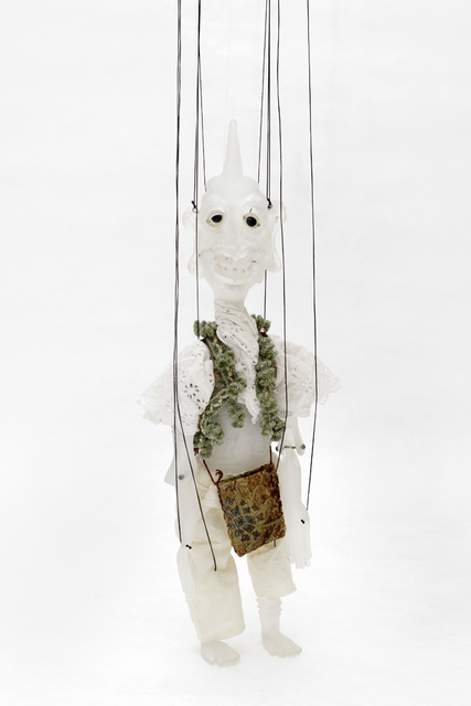 , 'Cabaret Crusades III: The Secrets of Karbala - Marionette,' 2014, Sfeir-Semler
