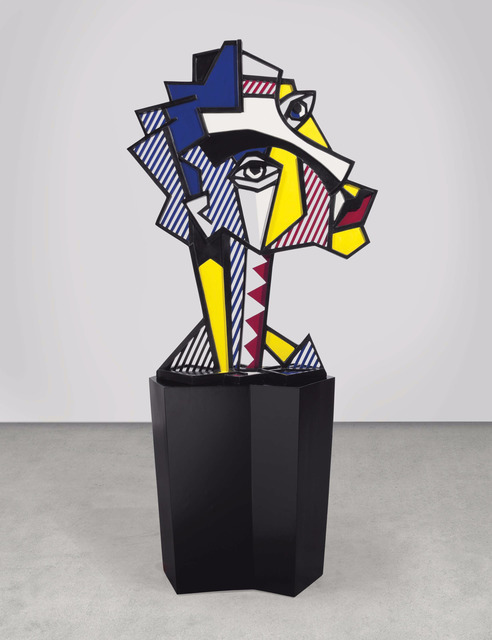 , 'Expressionist Head,' 1980, Joseph K. Levene Fine Art, Ltd.