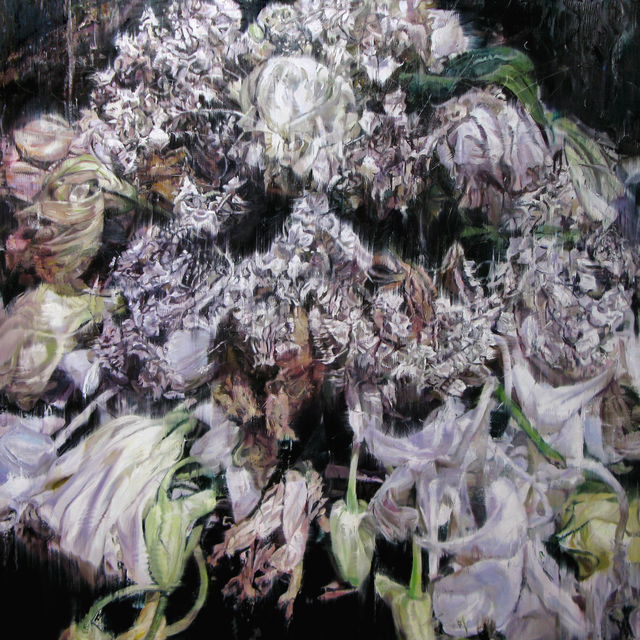 , 'Dry flower,' 2016, Gallery Baton