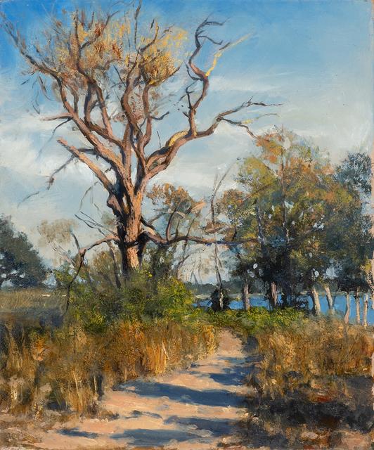 Bob Stuth-Wade, 'Sandy Walk', 2018, Valley House Gallery & Sculpture Garden