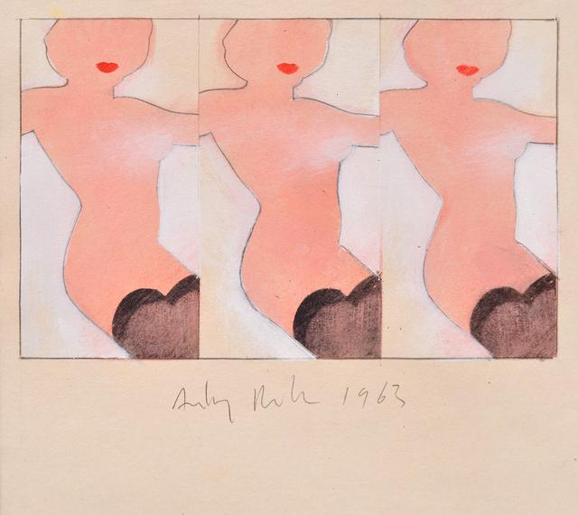 , 'Three,' 1963, The Mayor Gallery
