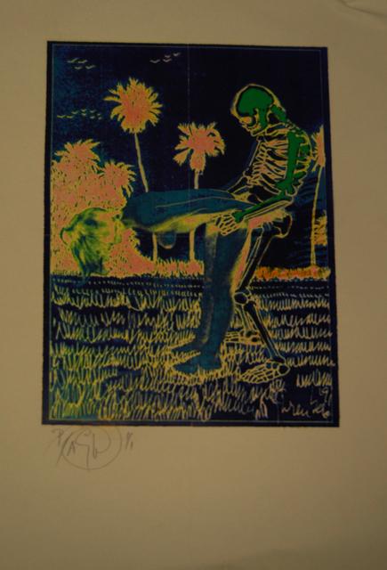 , 'Mutilaciones eroticas II,' 1991, Baró Galeria