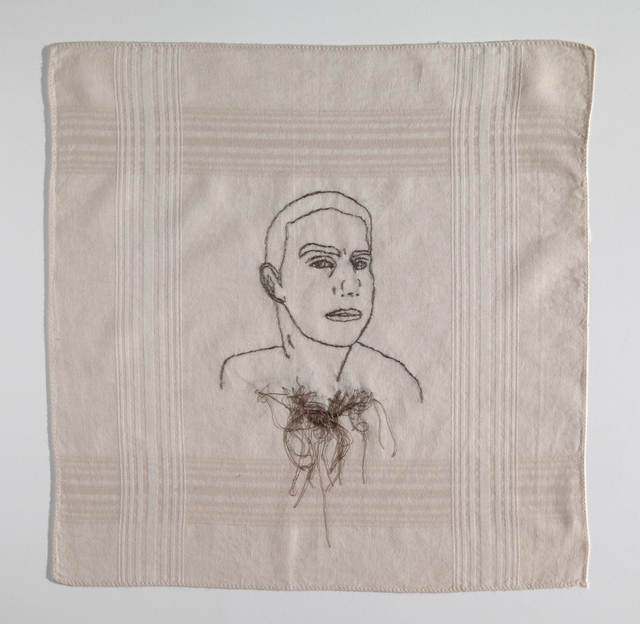 , 'autorretrato ,' 2016, Galeria Nara Roesler