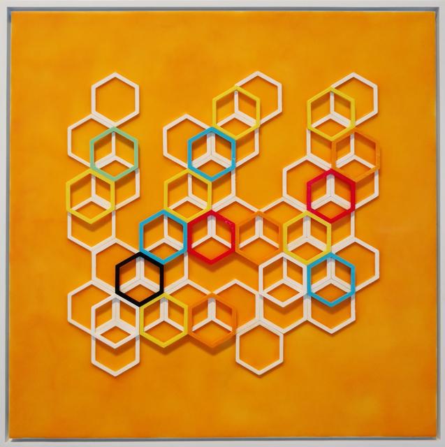 Joel Anderson, 'Di-Hexa Texas Sunset', 2015, Archway Gallery