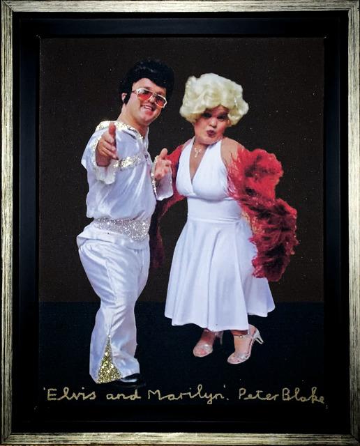 Peter Blake, 'Elvis & Marilyn', 1970-1990, Fairhead Fine Art Limited