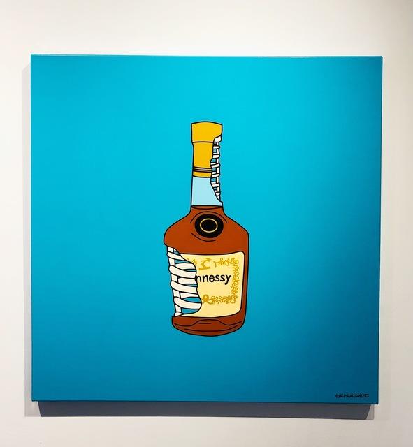 ", '""Hennessy"",' 2019, Krause Gallery"
