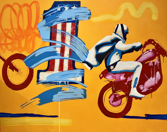 Frank Buffalo Hyde, 'EPOCHS - EVEL EMPIRE', 2019, Gallery Fritz