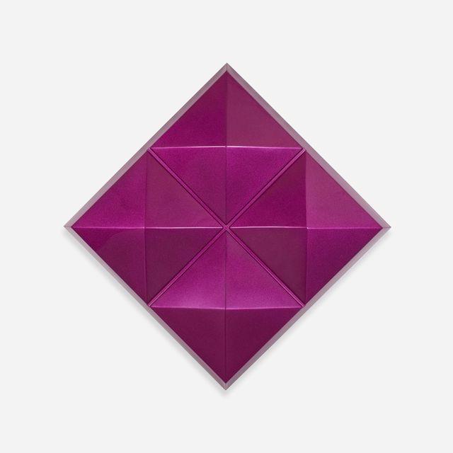, 'Quadruple Diamond,' 1967/1968, Vivian Horan Fine Art