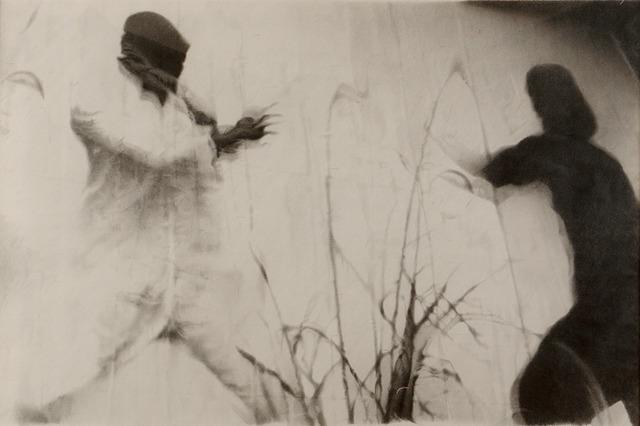 , 'Cinco dedos de furia,' 1979, Casas Riegner