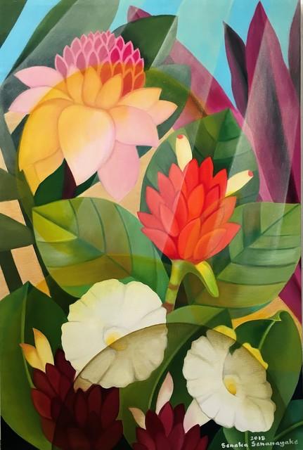 , 'Garden,' 2018, Grosvenor Gallery