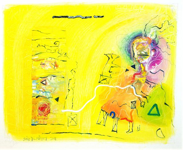 , 'Burnt Horizon,' 2012, Walter Wickiser Gallery