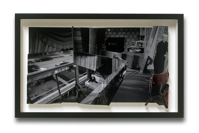 , 'Mackey and the Viennese mother, [version 3] ,' 2015, Raum mit Licht