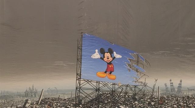, 'Mickey Nagasaki,' 2017, Rhodes