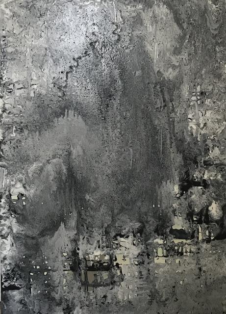 Milton Spencer, 'Grey Explosion I', 2016, Stowe Gallery