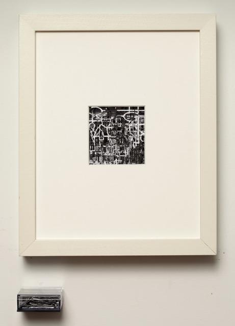 , 'Speechless: Outline,' 2015, JHB Gallery