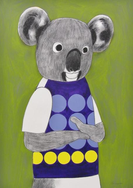 , 'Dots Koala,' 2016, Ohshima Fine Art