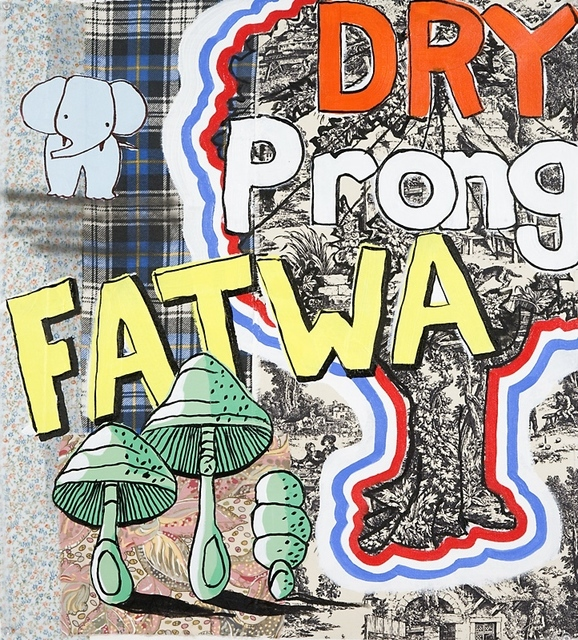 , 'Fatwa,' 2007, Barry Whistler Gallery