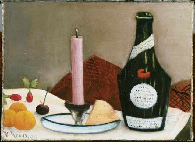 Henri Rousseau, 'The Pink Candle', 1908, Phillips Collection