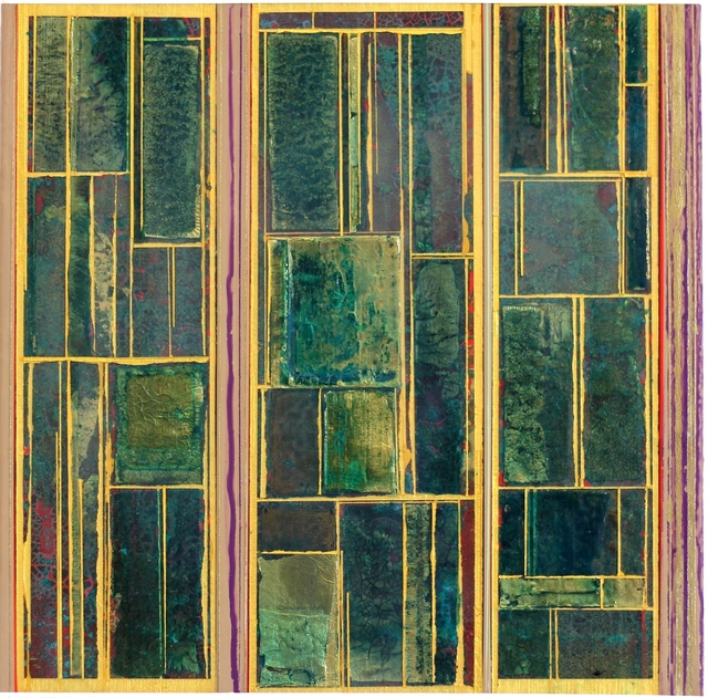 , 'Fields #18,' 2016, Artspace Warehouse