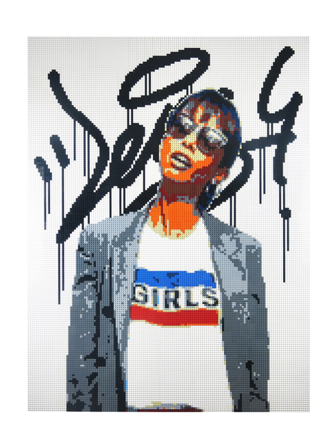 LENZ, 'Sonia', 2018, NextStreet Gallery