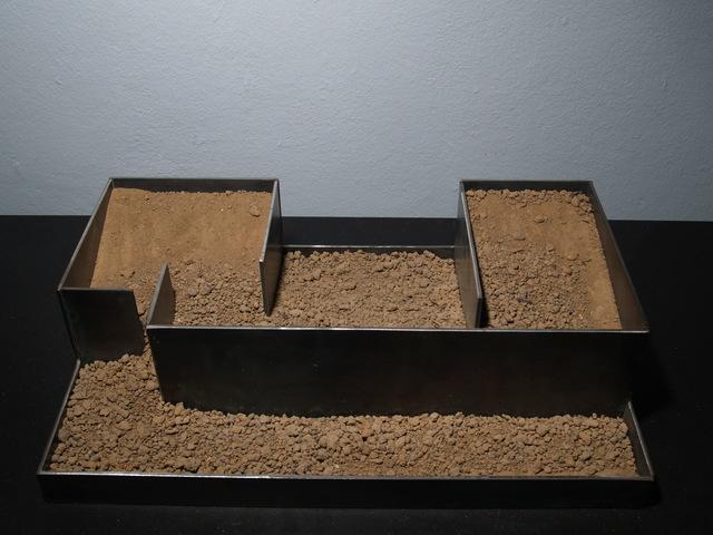 , 'Was oben war wird unten sein Nr. 3,' 2003, Sebastian Fath Contemporary