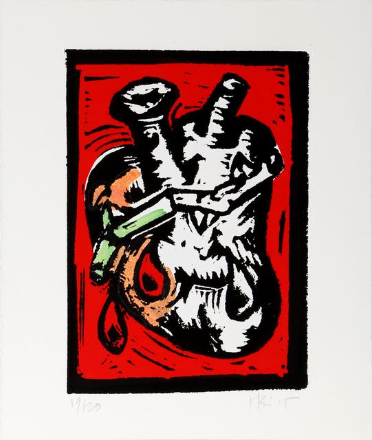 Charlie Hewitt, 'Bleeding Heart', ca. 1990, RoGallery