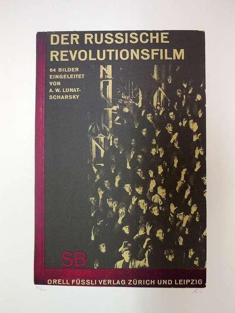 "R. B. Kitaj, 'R.B. Kitaj Screenprint ""Der Russische Revolutionsfilm"" from: In Our Time', 1960-1969, Lions Gallery"