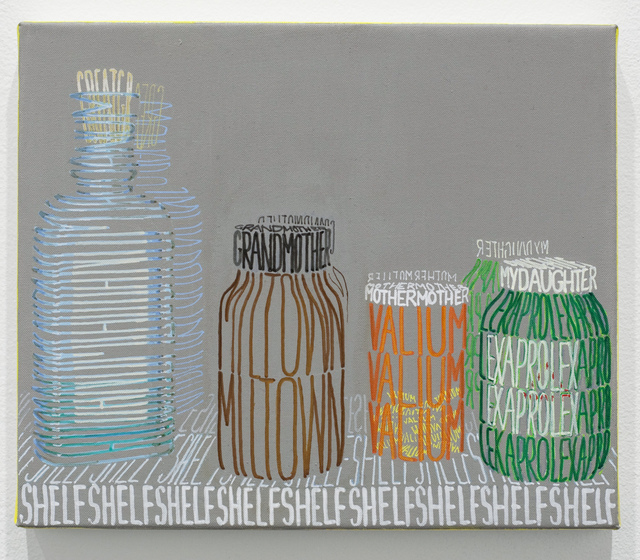 , 'Family Ties,' 2015, Galleri Magnus Karlsson