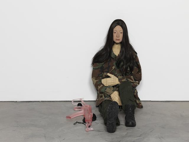 , 'Les guérillères XI,' 2016, David Kordansky Gallery