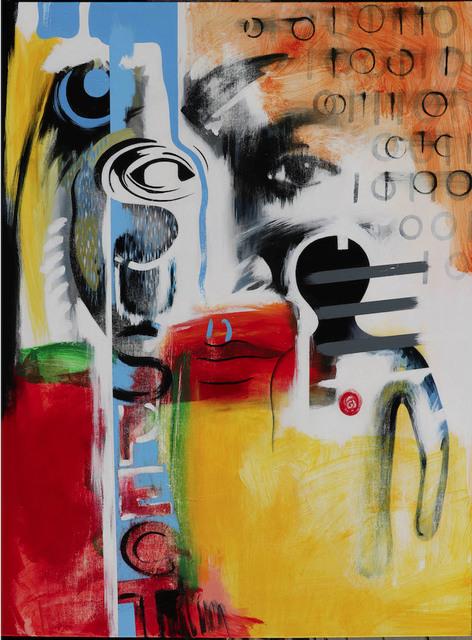 Rick Garcia, 'Untitled RAG-1', 2018, Hilton Asmus