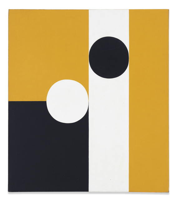 , 'Half of Half #6,' 1960, Miles McEnery Gallery