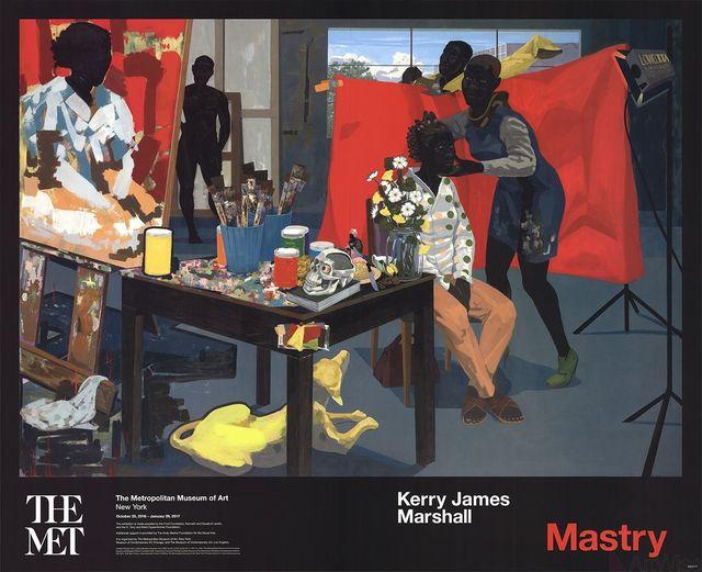 Kerry James Marshall, 'Mastry', 2016, ArtWise