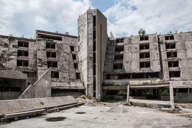 , 'Sarajevo: Hotel ,' 2013, SIM Galeria